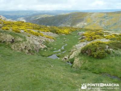 Parque Regional Sierra de Gredos - Laguna Grande de Gredos;vacaciones senderismo;puente de mayo viaj